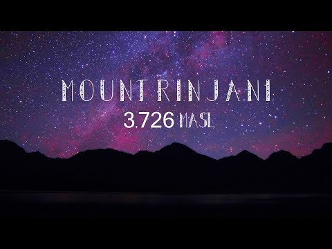 This Is How We Did on Mount Rinjani 4D3N (Lombok) - Indonesia 2017 || A Complete Video