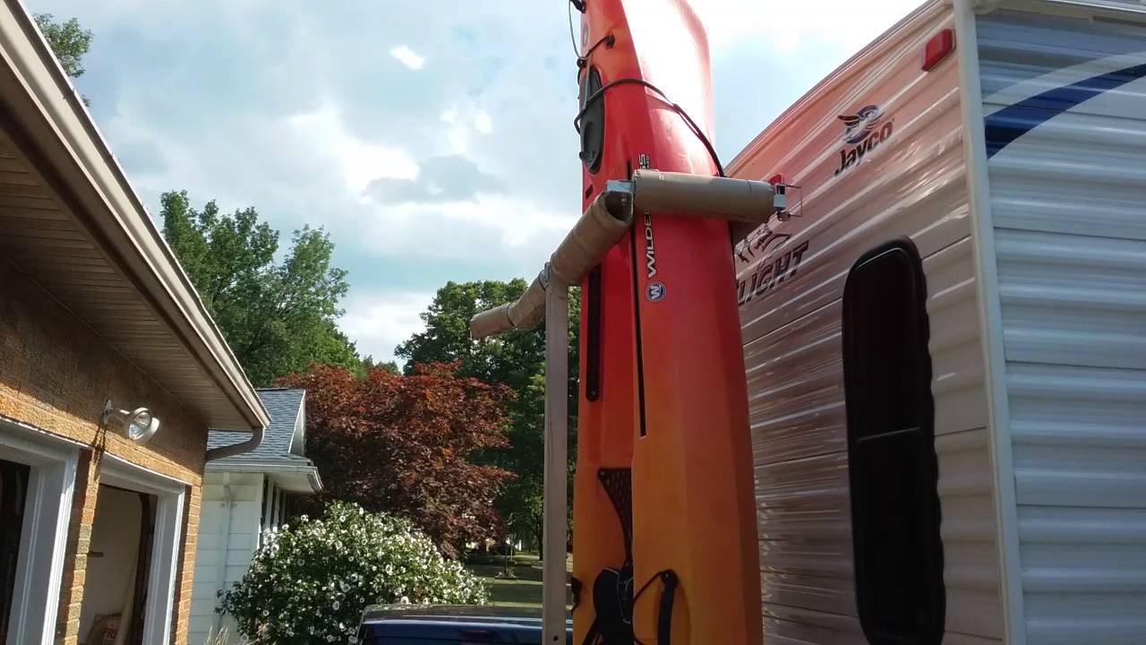 rack for dlattach tahoe tips action any racks sups forum topic van kayak high index rv on roof