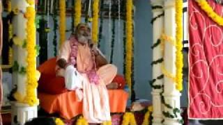 Srila Sadhu Maharaja on his birthday, 20th sep 2011