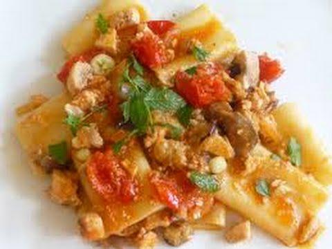Ricetta veloce pasta con sugo di pesce spada e melanzane for Spaghetti ricette