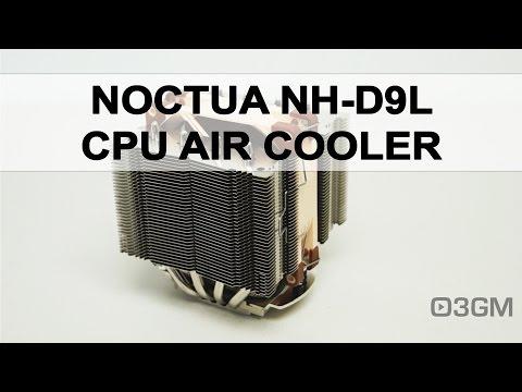 #1731 - Noctua NH-D9L CPU Air Cooler Video Review