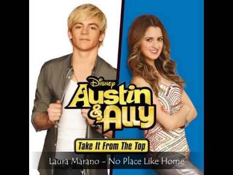 Laura Marano - No Place Like Home (Audio) | From Austin & Ally | Take It From The Top