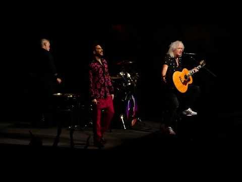 Queen + Adam Lambert - Doing All Right / Crazy Little Thing Called Love - Forum LA 07/19/19