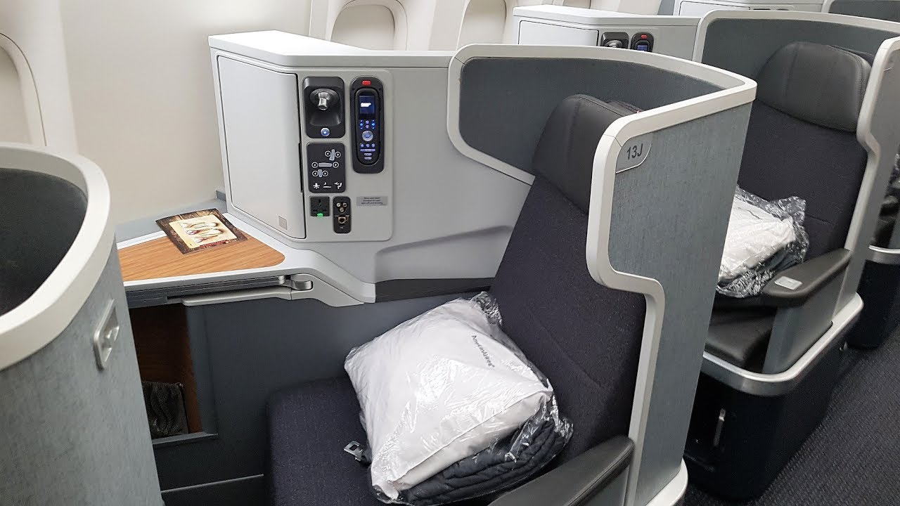 Image result for american airlines business class