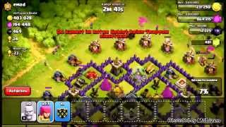 [HD] COC - Clash of Clans #022 - Trophäen-Challenge mit Köln und Jojo | Let´s Play Clash of Clans