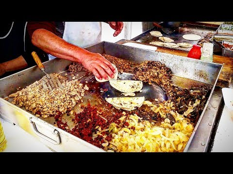 THE ULTIMATE MEXICAN STREET FOOD