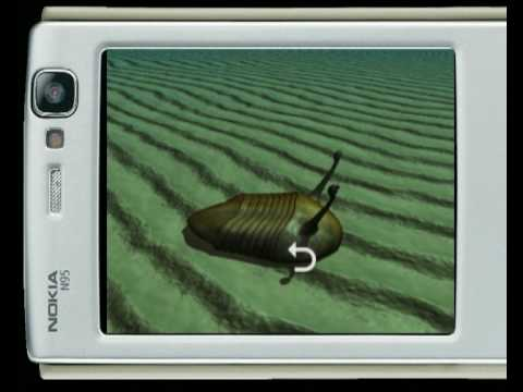 TERRAGAZE mobile: multimedia capabilities