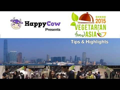 Vegetarian Food Asia - 2015 / HappyCow / Interviews