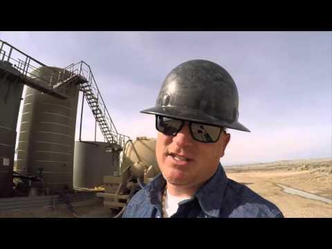 Oilfield Water Hauling