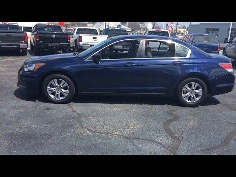 2012 Honda Accord Fall River, Dartmouth, New Bedford, Wareham, MA, Tiverton, RI S6130
