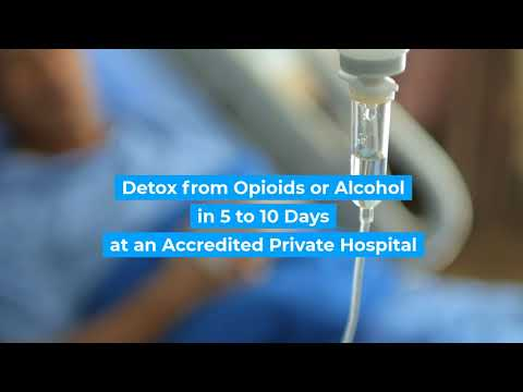 Rapid Detox Center and Treatment Program for Alcohol and Opioid Drugs
