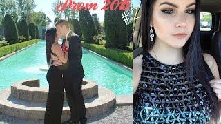 GRWM: PROM 2015 #2 + Pictures | Rachel Brennan