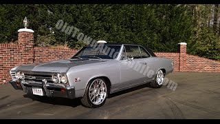 1967 Chevelle SS for sale Old Town Automobile in Maryland
