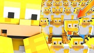 CHI È IL VERO HOMER SIMPSON?! — Nascondino Challenge | Minecraft ITA
