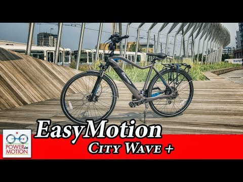 EasyMotion City+ OverView | Electric Bike Calgary, Alberta, Canada | Ebike Calgary