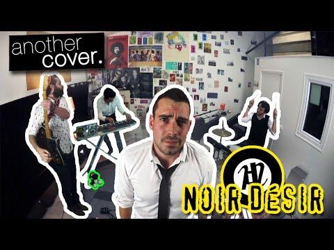 NOIR DESIR - THE DARK HEROES + COVER