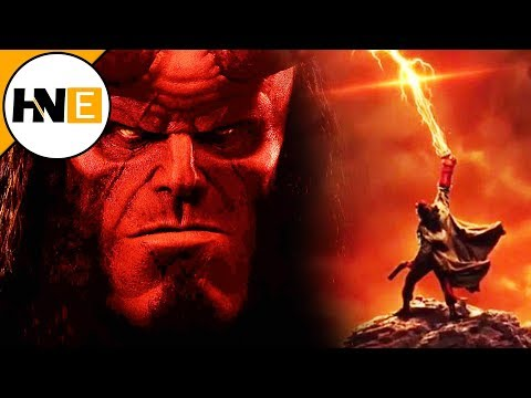 NEW Hellboy 2019 Posters & Trailer Release Date REVEALED