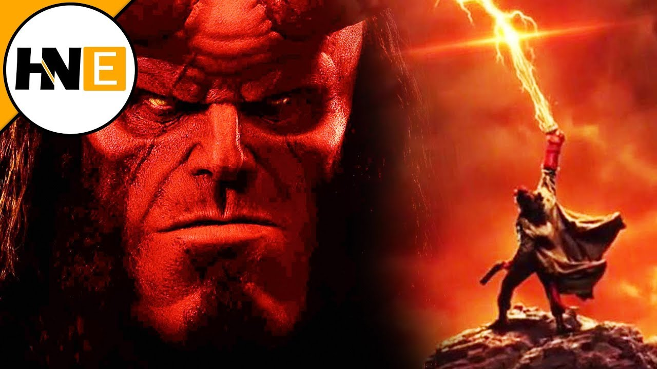 Movie Poster 2019: NEW Hellboy 2019 Posters & Trailer Release Date REVEALED