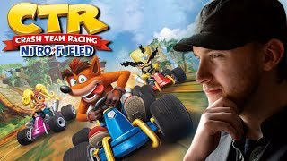 Crash Team Racing: Nitro-Fueled [Critical Review] | The Unusual Suspect