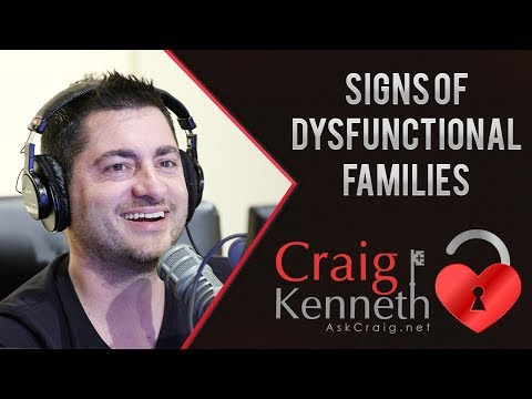 Understanding Dysfunctional Families /Signs of Dysfunctional Family Mp3