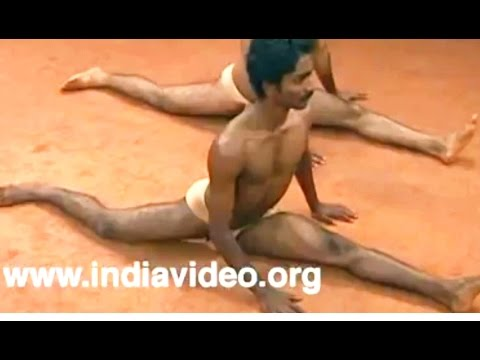 Fit as a fiddle: Kalaripayattu fighters