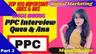 PPC Interview Questions & …