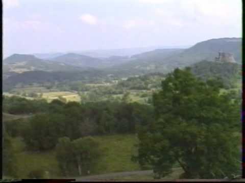Auvergne: volcano land