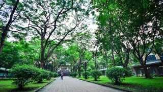 INFINITE SYSU: Sun Yat-sen University Time-lapse Video