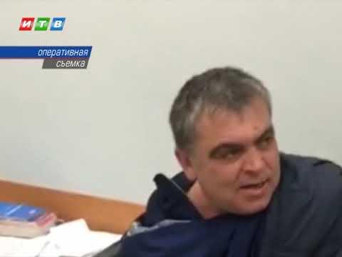 В симферопольском аэропорту задержали дебошира