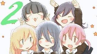 女子高中生和若隱若現的幽靈 短篇rpg實況 (2) 可麗餅怨念