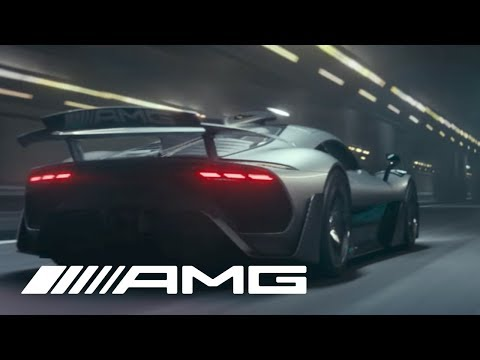 Mercedes-AMG Project ONE. The Future of Driving Performance.