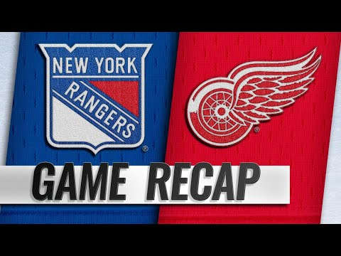 Larkin scores OT winner to cap dramatic 3-2 victory