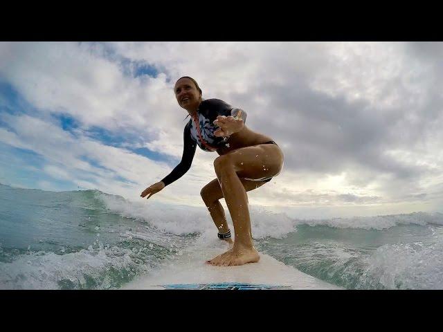 Costa Rica Surf Holiday Amanda