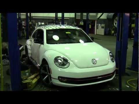 Ed Schmidt`s VW Christmas Bug!
