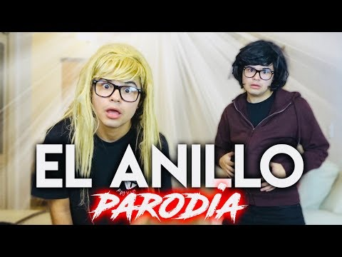 Jennifer Lopez - El Anillo (PARODIA)