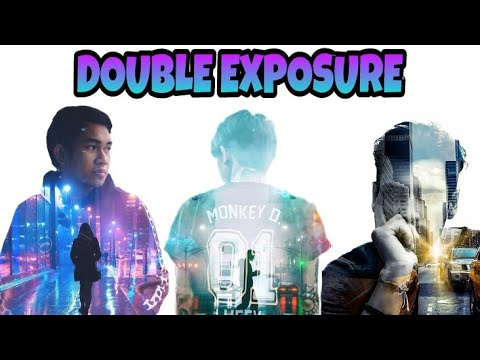Cara edit foto DOUBLE EXPOSURE EFFECT di PicsArt thumbnail