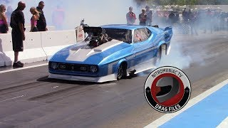 2015 IHRA Rocky Mountain Nationals Part 18: (Pro Modified Round 1 Eliminations)