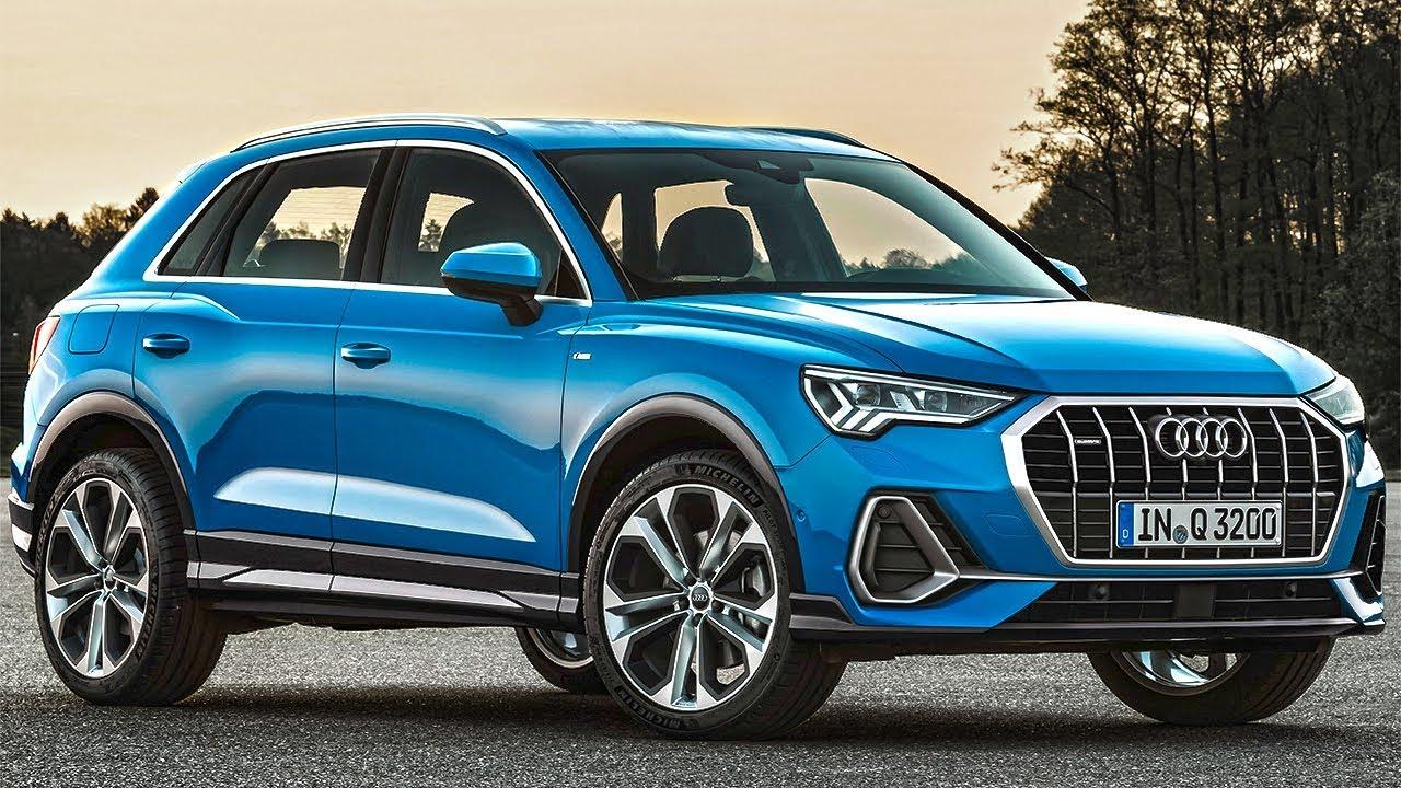 Вот теперь АУДИ во ВСЁМ КРУЧЕ Тигуана! Audi Q3 2019! Мерс и БМВ - НА ВЫХОД!