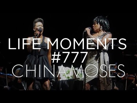 Life Moments #777 : Dee Dee Bridgewater, China Moses & The Marseille Opera Philharmonic