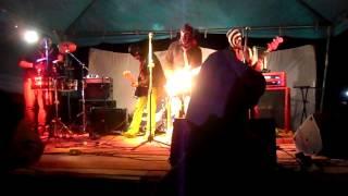 #GiraGuatemala2012 Kanibales Surf Combo - Cumbia del Oeste @ Laguna Fest