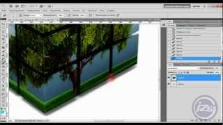 Кубик Рубика с вашей фотографией в Photoshop CS5