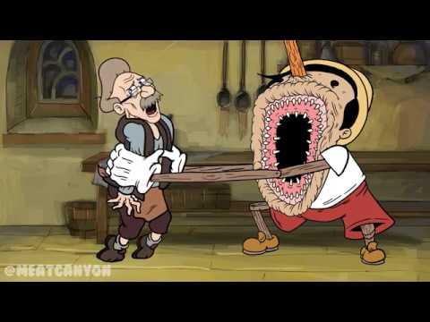 When you wish upon a star - (Pinocchio Parody)