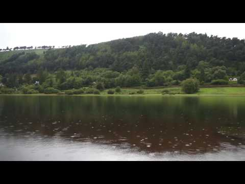 Rain TV Ireland ambient rain video for soothing and tranquil sleep, meditation, and yoga
