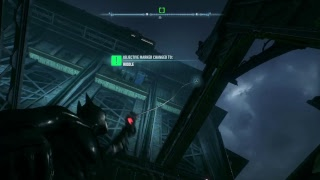 Batman Arkham Knight 120% Playthrough #11