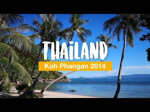 Amazing Thailand - Koh Phangan 2014 (GoPro Hero3)