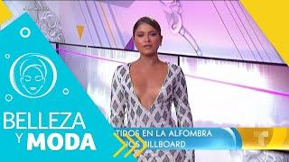 Los peores vestidos de la alfombra roja de los Billboard   Un Nuevo Día   Telemundo