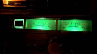 Aurex PC-X60AD VU Meters - Orhan Gencbay - Dokunma
