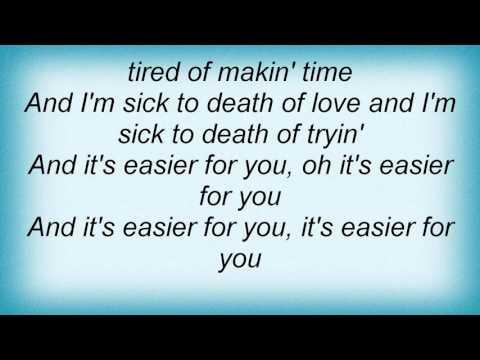 15940 Old 97's - Salome Lyrics