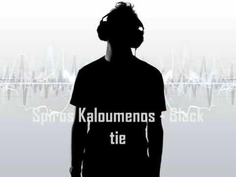 Spiros Kaloumenos - Black tie [ Minimal Techno ]
