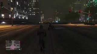 Random funny moments GTA 5